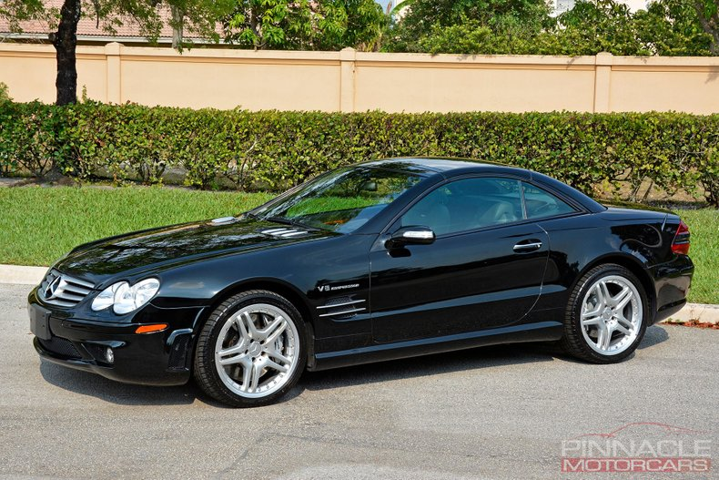 For Sale 2006 Mercedes-Benz SL55