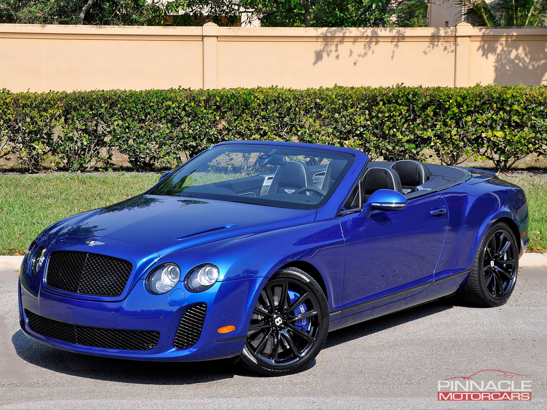 2011 Bentley Continental Supersports