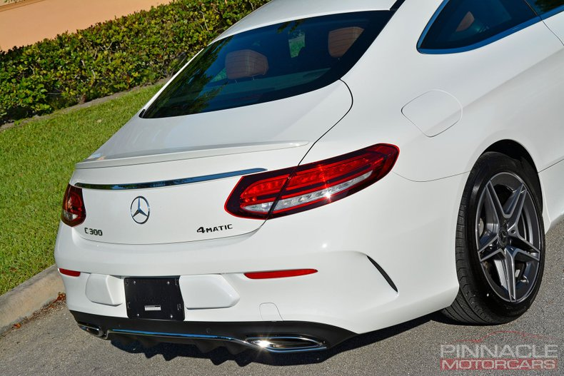 For Sale 2019 Mercedes-Benz C300 Coupe 4Matic