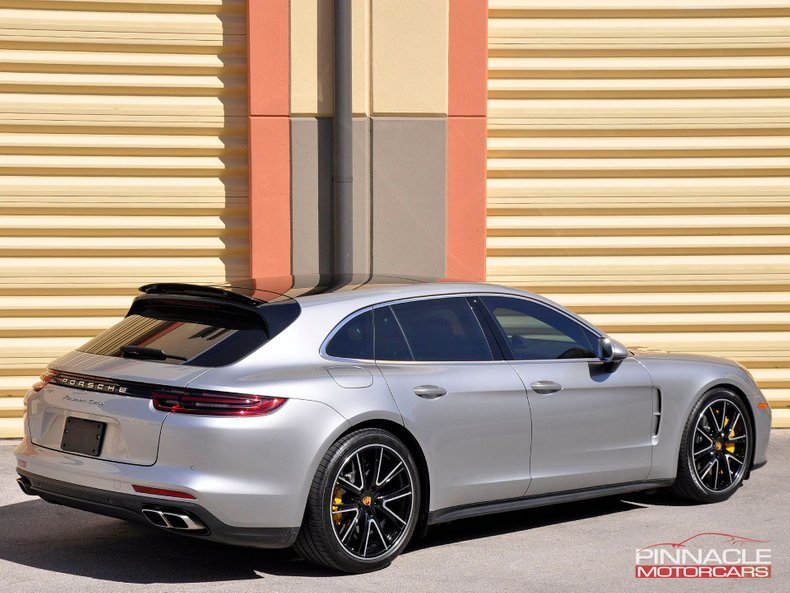 For Sale 2018 Porsche Panamera