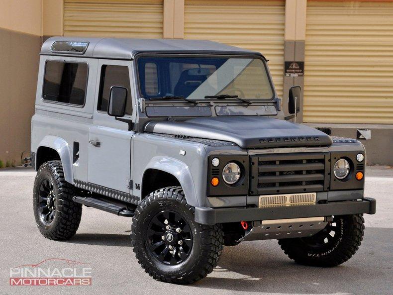 For Sale 1991 Land Rover Defender 90