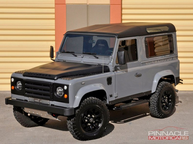 For Sale 1991 Land Rover Defender 90