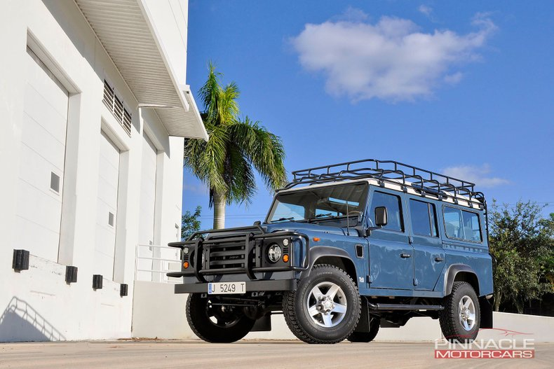 For Sale 1992 Land Rover Defender 110