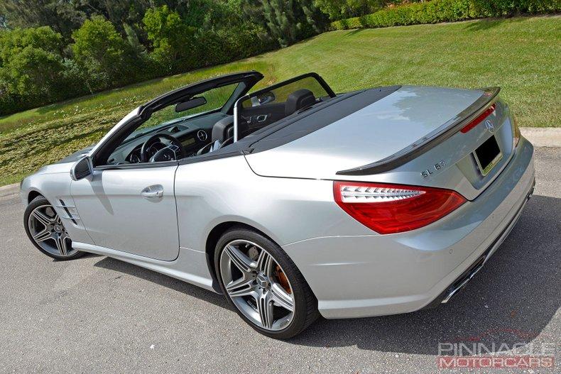For Sale 2013 Mercedes-Benz SL63