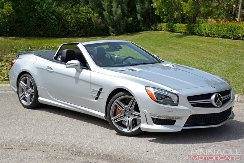 For Sale 2013 Mercedes-Benz SL63