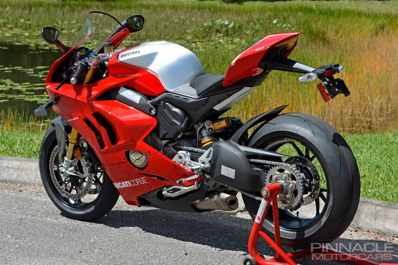 For Sale 2019 Ducati Panigale V4 R