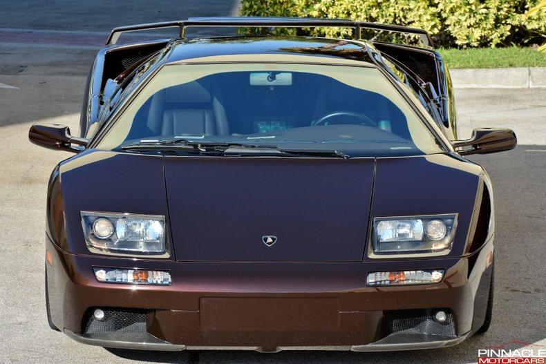 2001 Lamborghini Diablo 6 0 Se Pinnacle Motorcars