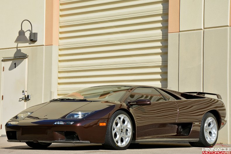For Sale 2001 Lamborghini Diablo 6.0 SE