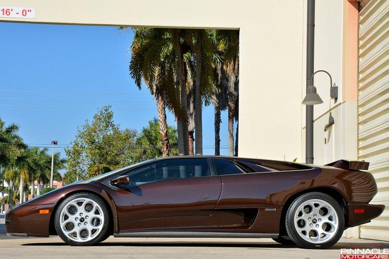 For Sale 2001 Lamborghini Diablo 6.0 SE