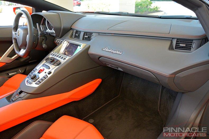 For Sale 2014 Lamborghini Aventador