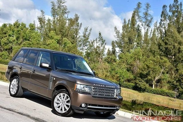 For Sale 2010 Land Rover Range Rover