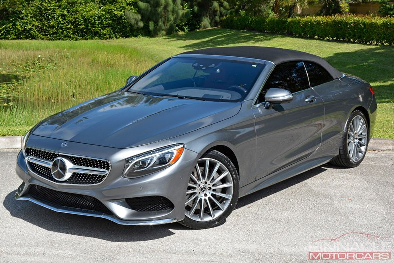For Sale 2017 Mercedes-Benz S-Class