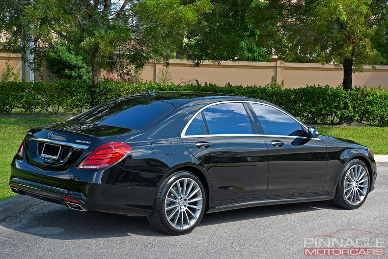 For Sale 2016 Mercedes-Benz S550
