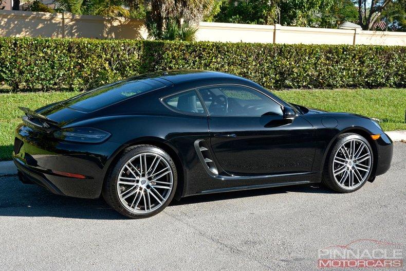For Sale 2018 Porsche 718 Cayman