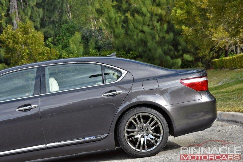 For Sale 2008 Lexus LS 600h L