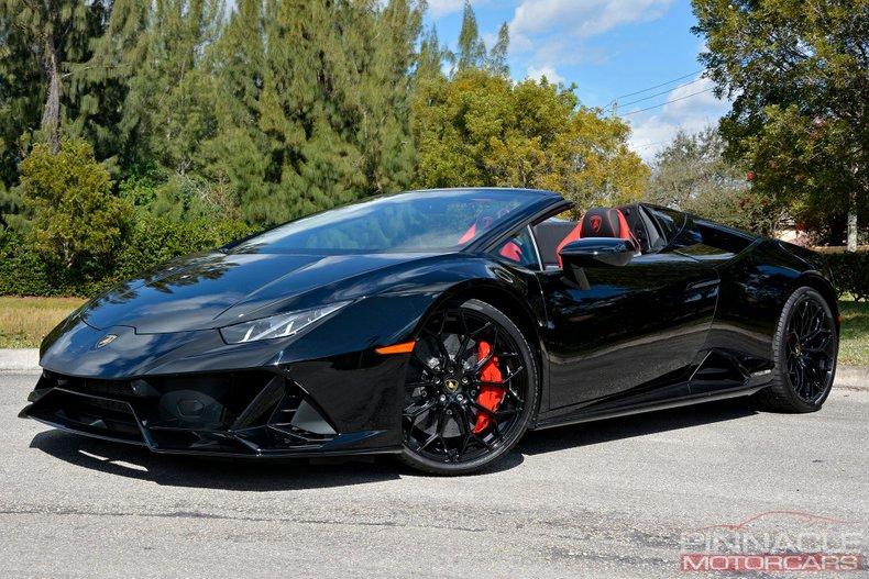 For Sale 2020 Lamborghini Huracan EVO