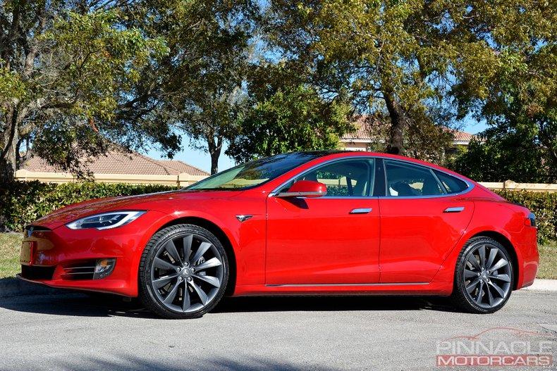 For Sale 2018 Tesla Model S 100D