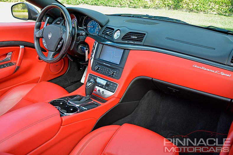 For Sale 2012 Maserati GranTurismo Convertible