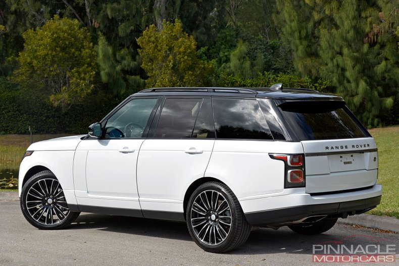 For Sale 2019 Land Rover Range Rover