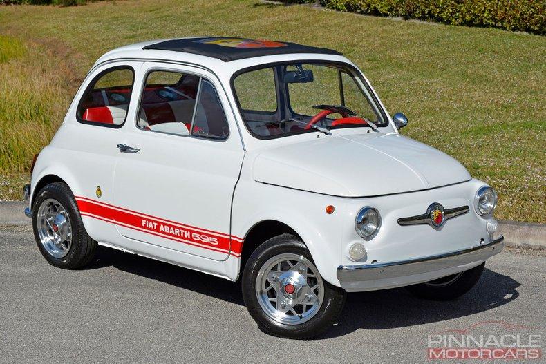 For Sale 1974 Fiat 595 Aberth