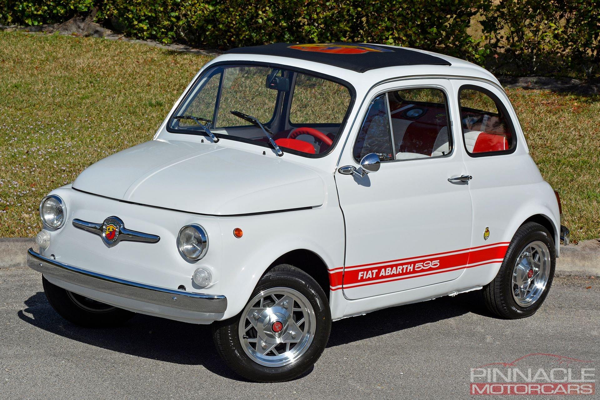 1974 Fiat 595 Aberth