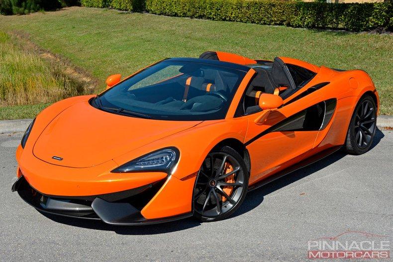 For Sale 2018 McLaren 570S