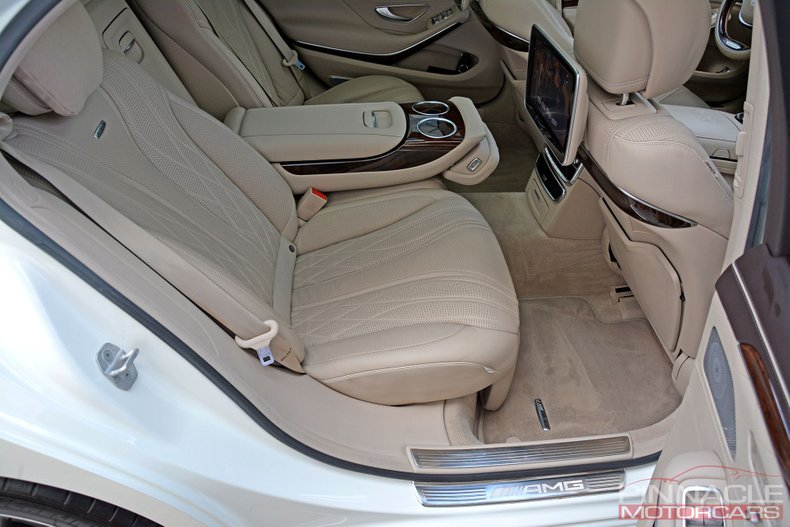 For Sale 2015 Mercedes-Benz S-Class