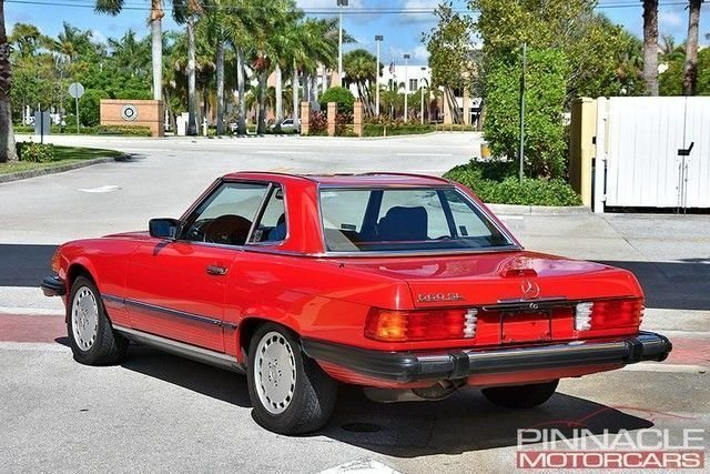 For Sale 1989 Mercedes-Benz 560 SL Series Collector Quality