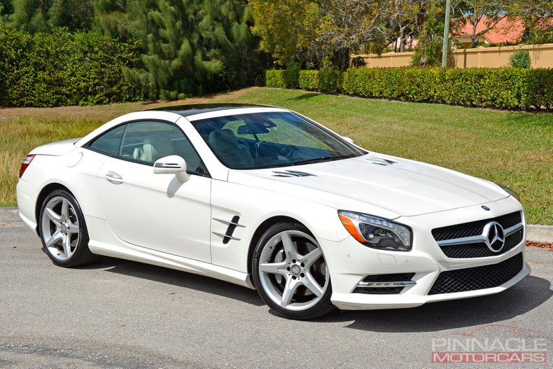 For Sale 2015 Mercedes-Benz SL400