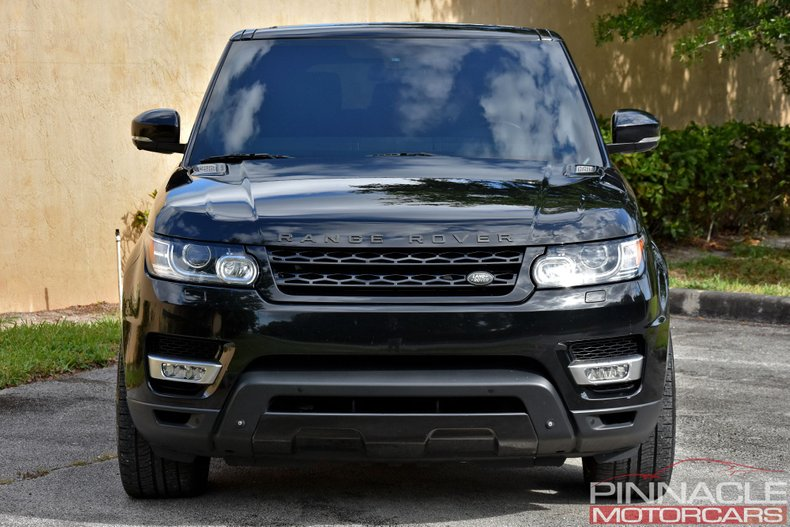 For Sale 2014 Land Rover Range Rover Sport Supercharged