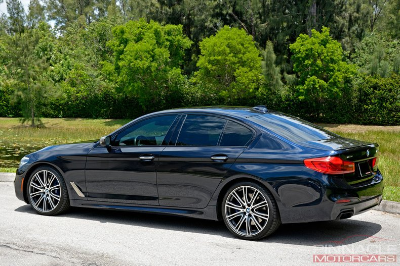 For Sale 2018 BMW 5 Series