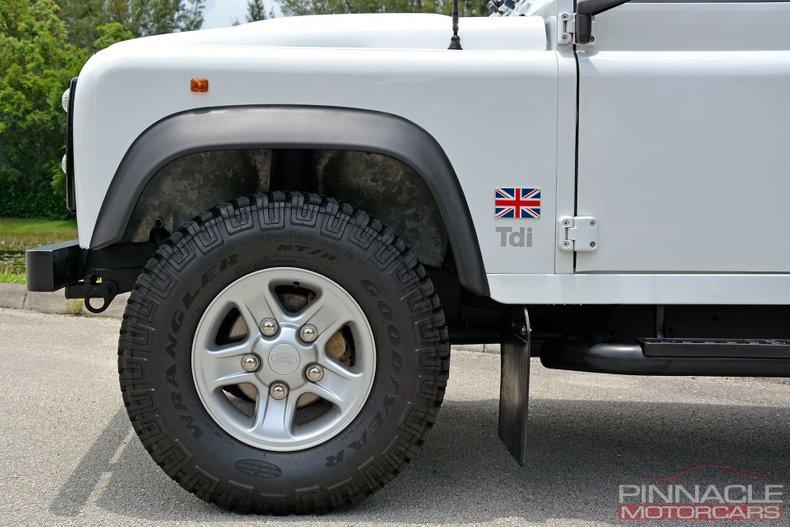 For Sale 1995 Land Rover Defender 110
