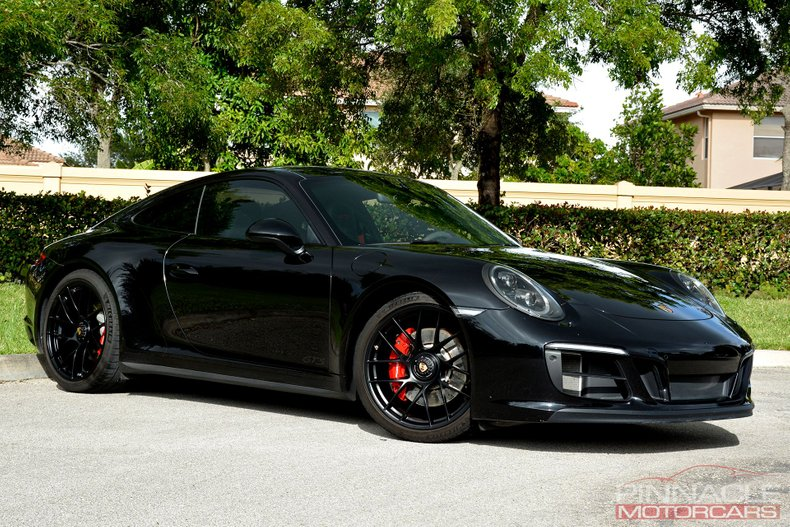 For Sale 2018 Porsche 911