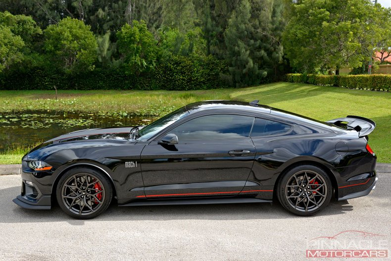 For Sale 2021 Ford Mustang
