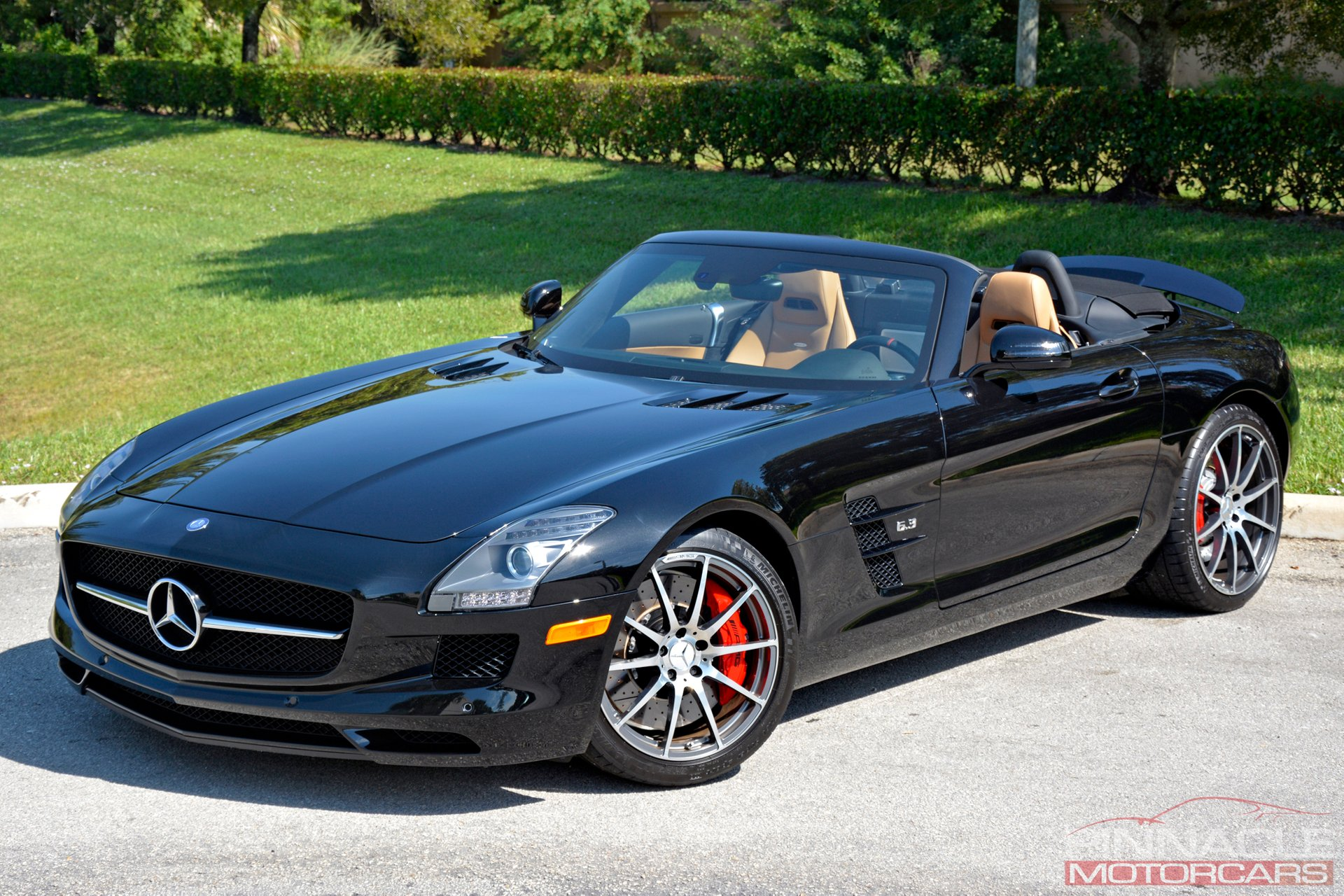 2014 Mercedes Benz Sls Amg Gt Pinnacle Motorcars