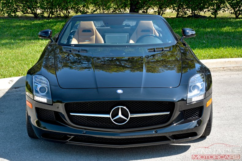 For Sale 2014 Mercedes-Benz SLS AMG GT