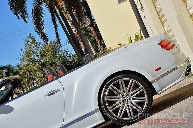 For Sale 2016 Bentley Continental GT Speed Convertiable