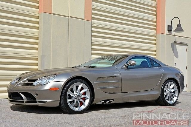 For Sale 2006 Mercedes-Benz SLR McLaren