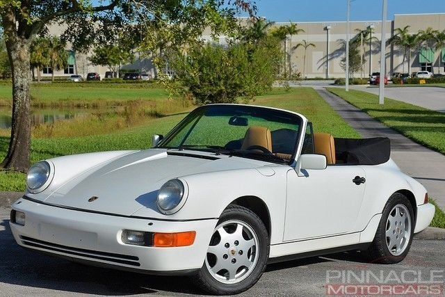 For Sale 1990 Porsche 911 Carrera
