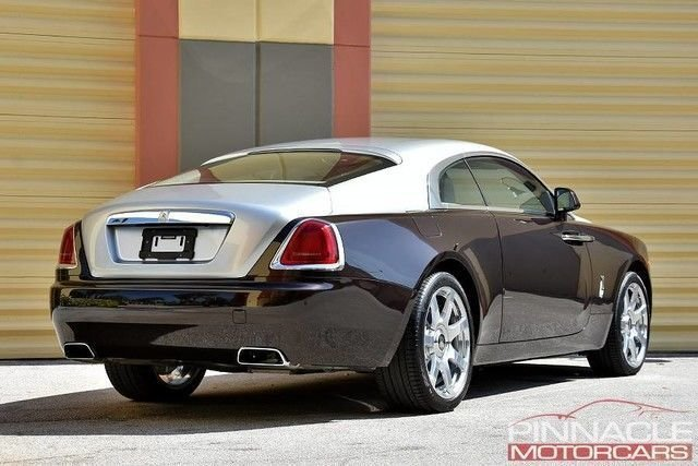 For Sale 2014 Rolls-Royce Wraith