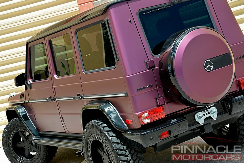 For Sale 2016 Mercedes-Benz G63 AMG RENNtech