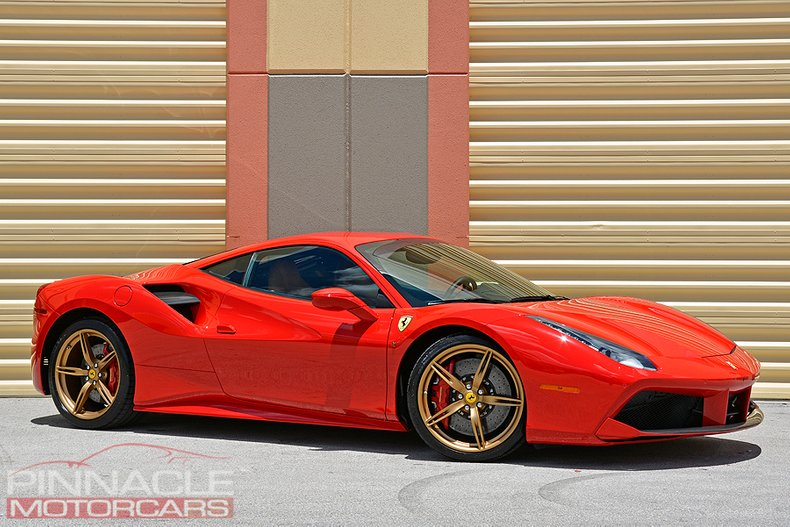 For Sale 2016 Ferrari 488 GTB