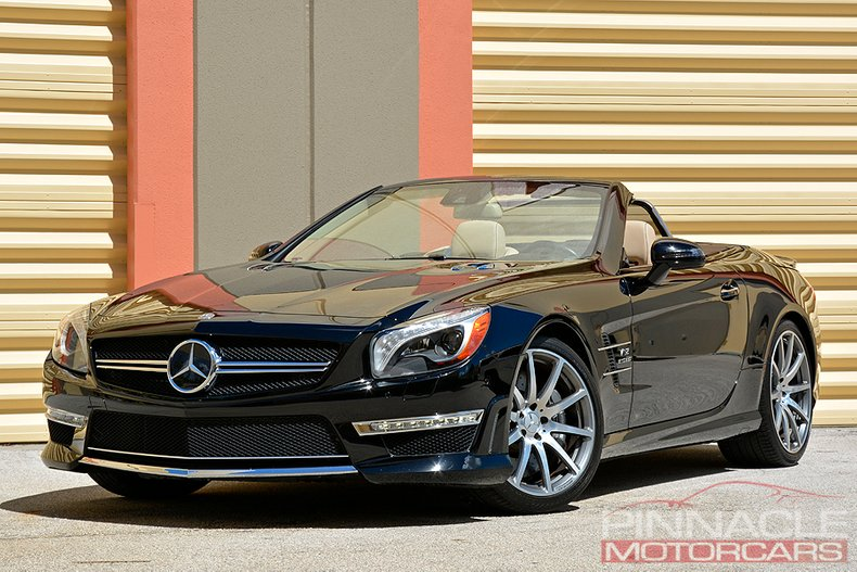 For Sale 2013 Mercedes-Benz SL65