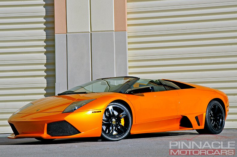 For Sale 2008 Lamborghini Murcielago