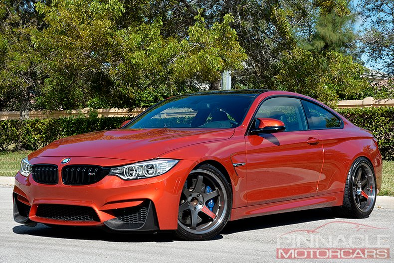 For Sale 2015 BMW M4