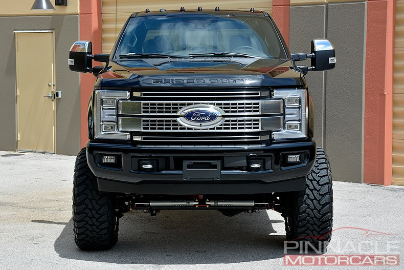 For Sale 2017 Ford F250 Platinum
