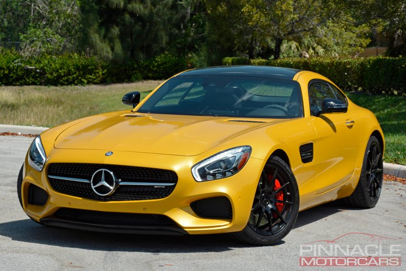 For Sale 2016 Mercedes-Benz AMG GT-S