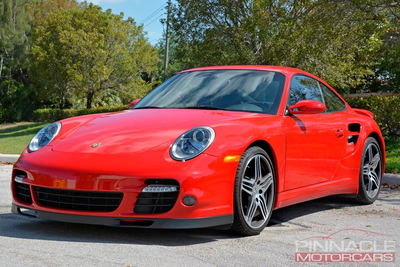 For Sale 2008 Porsche 911 Turbo