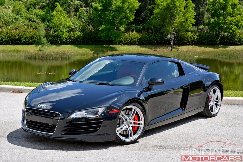 2009 Audi R8 Coupe V8 Manual For Sale 91776 Manual Guide