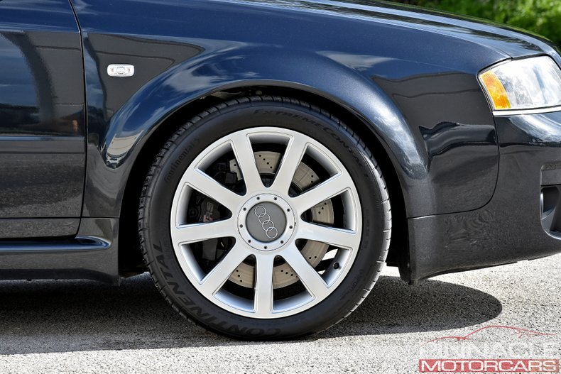 For Sale 2003 Audi RS6